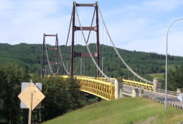 Dunvegan Suspended Bridge – Expansion Finger Joint Modification