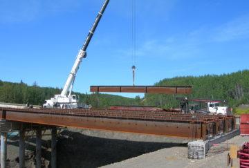 Heinsburg Bridge – Structural Steel Repair