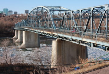 Dawson Bridge – Structural Steel Repair