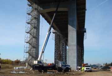 Garden City Skyway – Bridge Jacking