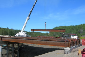 Heinsburg Bridge – Structural Steel Repair